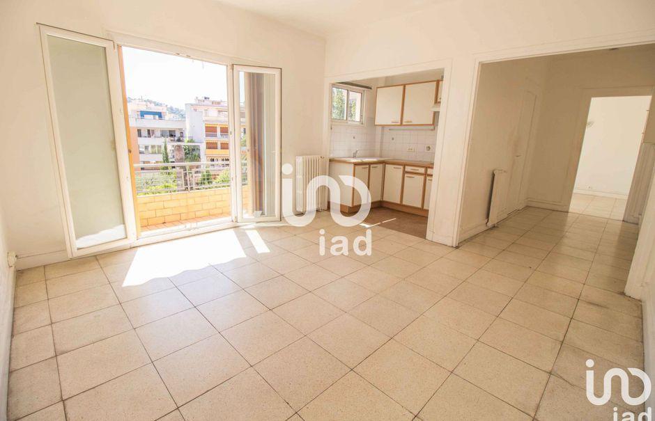 Vente appartement 2 pièces 41 m² à Cannes (06400), 136 500 €