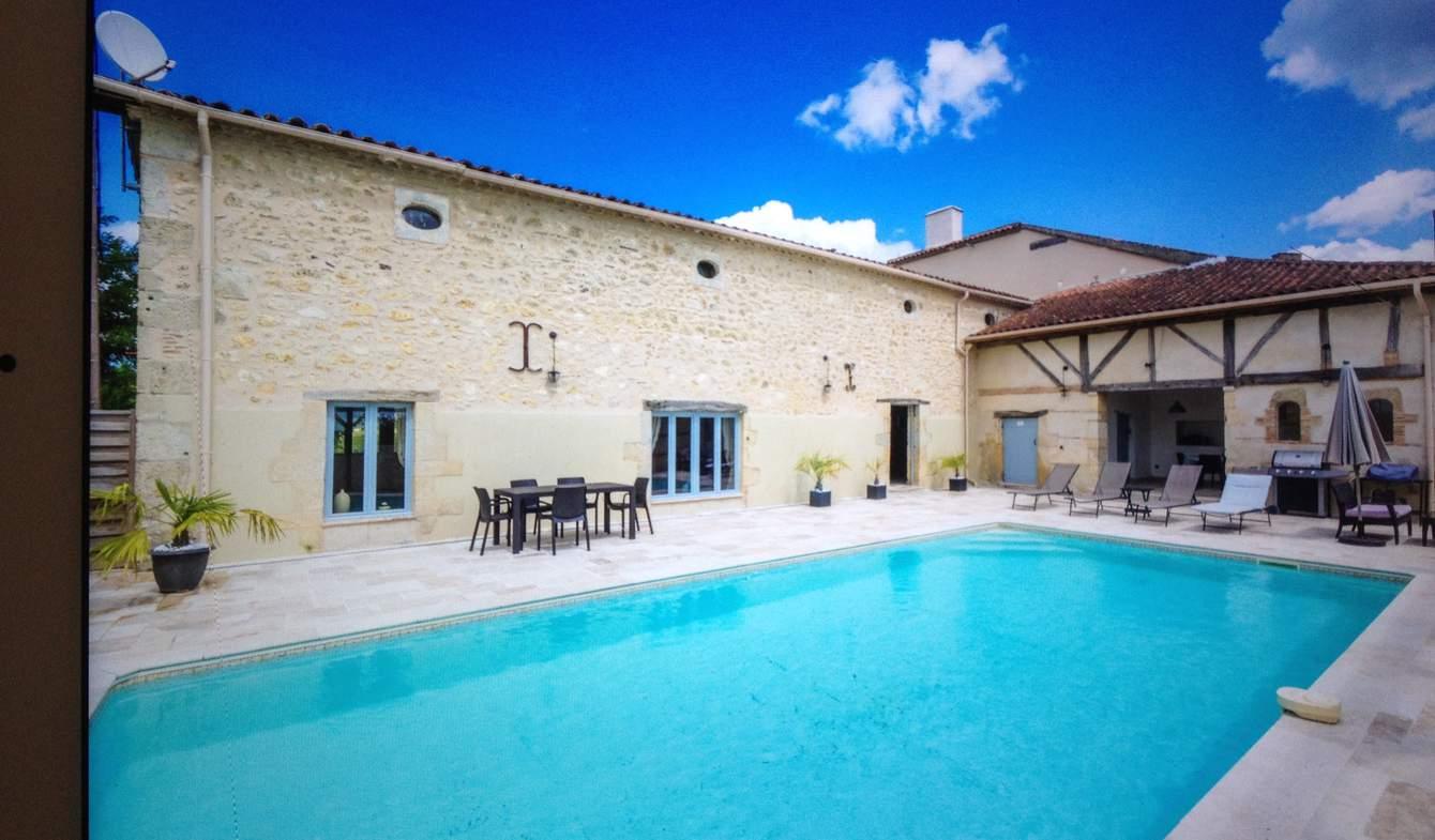 Maison avec piscine Marmande