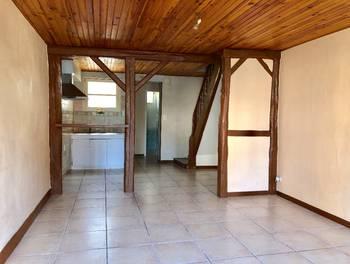Maison 3 pièces 56 m2
