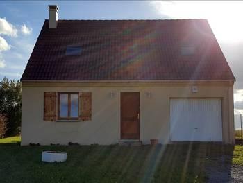 Maison 4 pièces 97,44 m2