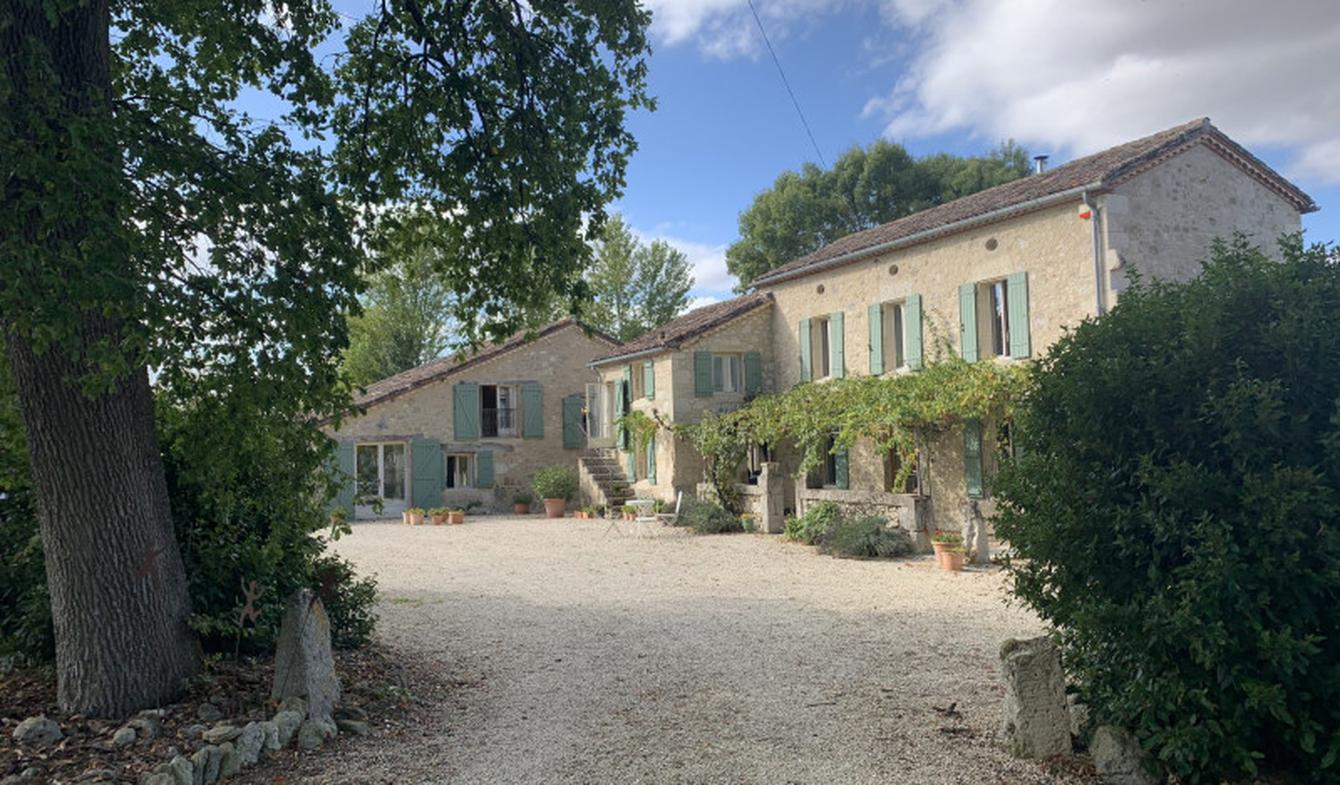 Property with pool Lectoure