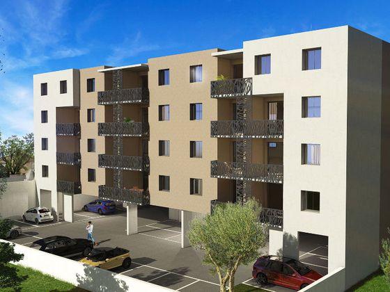 Vente appartement 3 pièces 59,61 m2