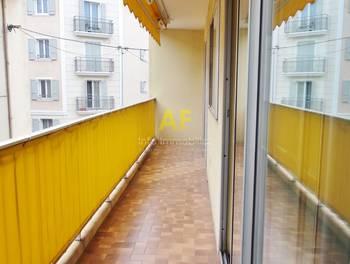 Appartement 2 pièces 38,3 m2