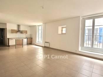 Appartement 3 pièces 62,87 m2