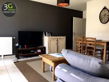 Appartement 4 pièces 69,7 m2