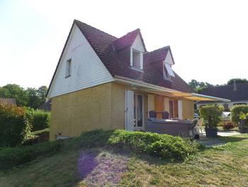 Maison 5 pièces 86,11 m2