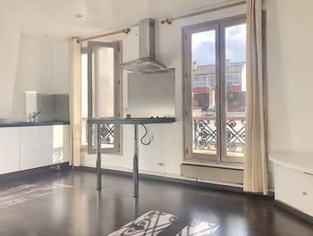 Appartement 2 pièces 27,18 m2