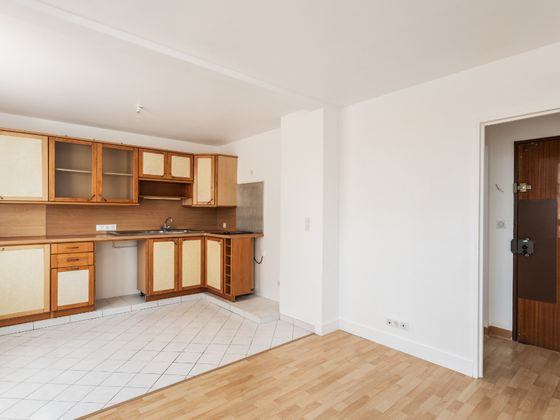 Vente studio 39,81 m2