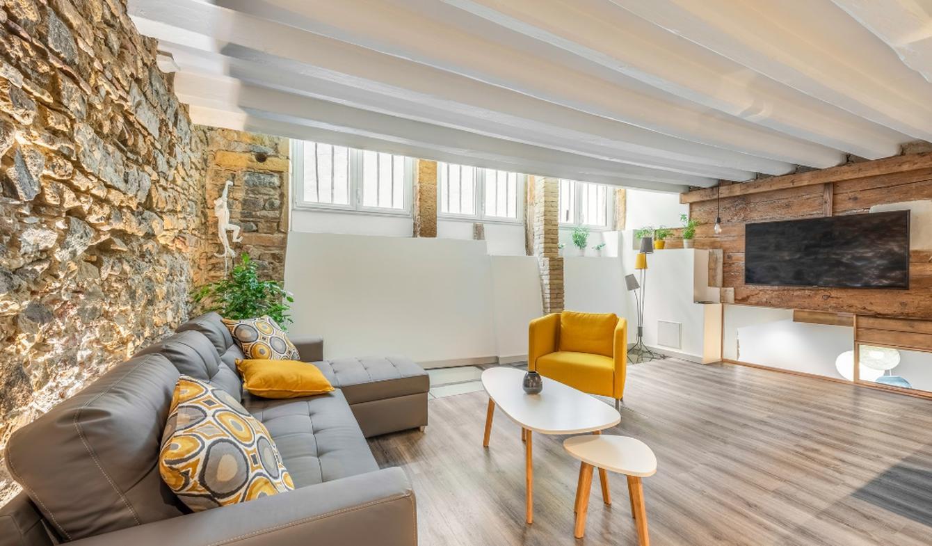 Achat Espace Atypique Lyon vente appartement de luxe lyon 5ème | 455 000 € | 89 m²