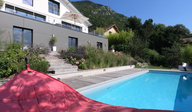 Villa avec piscine Annecy-le-Vieux