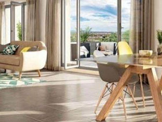 Vente appartement 4 pièces 79,7 m2