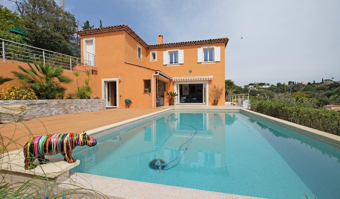 Maison avec piscine Cagnes-sur-Mer