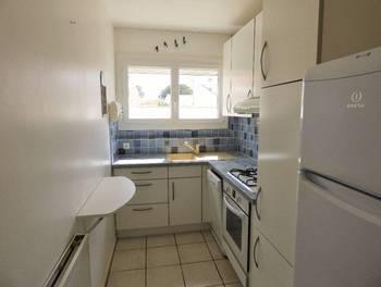 Appartement 2 pièces 42,34 m2