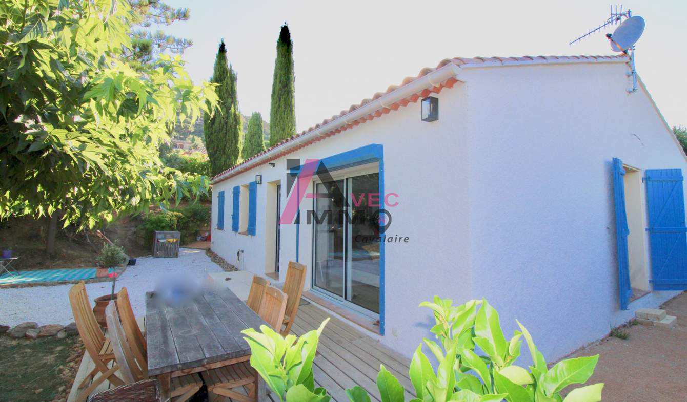 House with terrace Cavalaire-sur-Mer