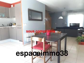 Maison 4 pièces 74 m2