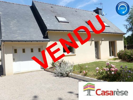 vente Maison 5 pièces 115 m2 Nivillac