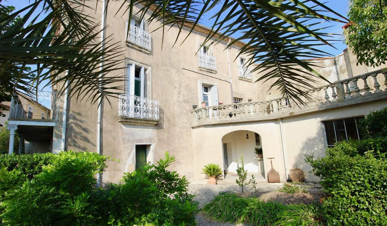 Maison avec terrasse Magalas