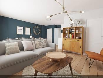 Appartement 2 pièces 51,67 m2