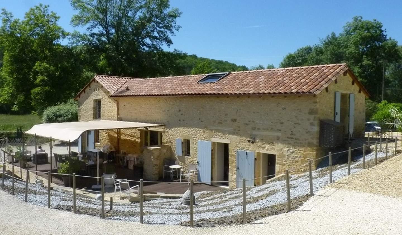 Maison avec terrasse Montignac