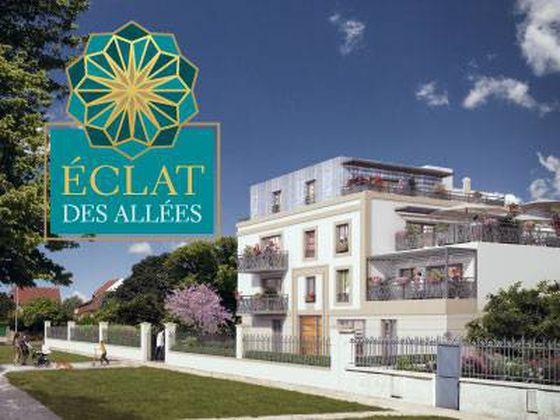 vente Appartement 4 pièces 105 m2 Dijon