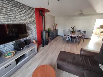 Maison 5 pièces 111,62 m2