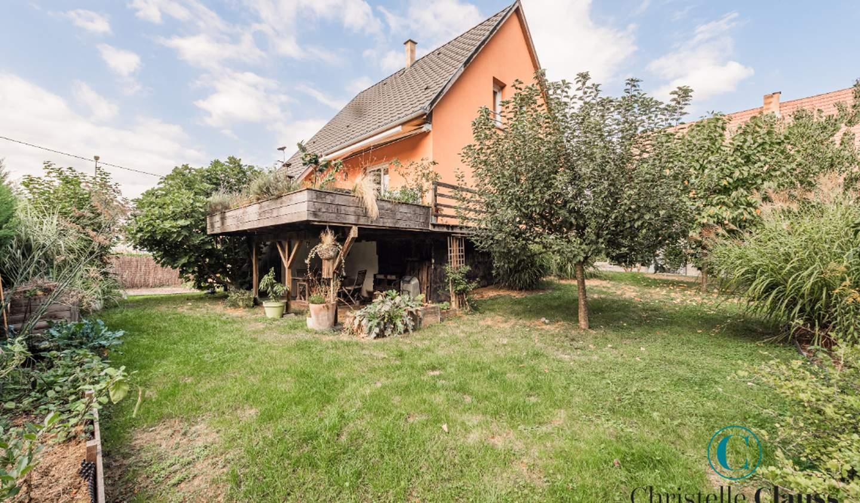 Maison Hilsenheim