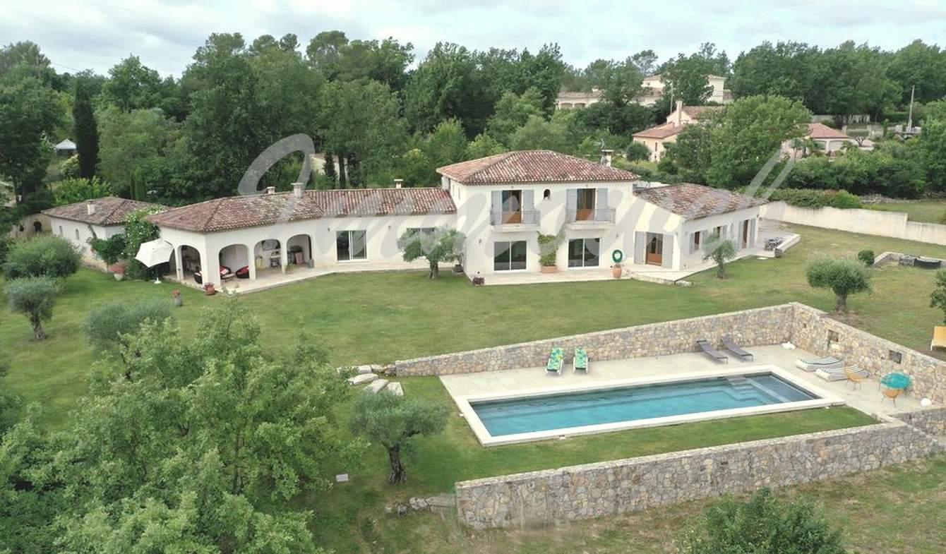 Maison avec piscine et terrasse Fayence