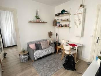 Appartement 2 pièces 24,38 m2