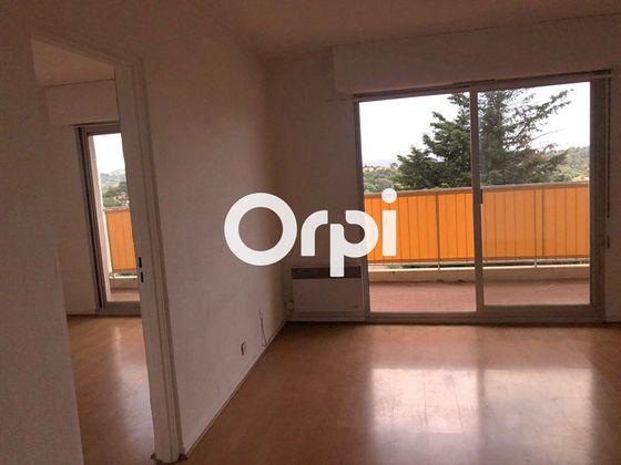Location appartement 2 pièces 48,4 m2