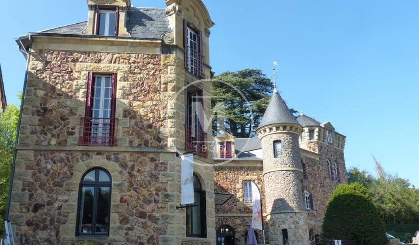 Château Saint-Honoré-les-Bains