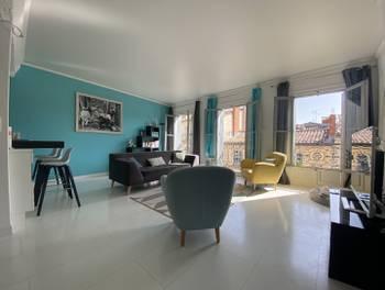 Appartement 2 pièces 76 m2