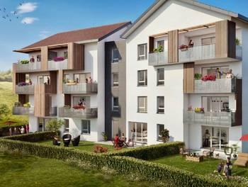 Appartement 3 pièces 76,12 m2