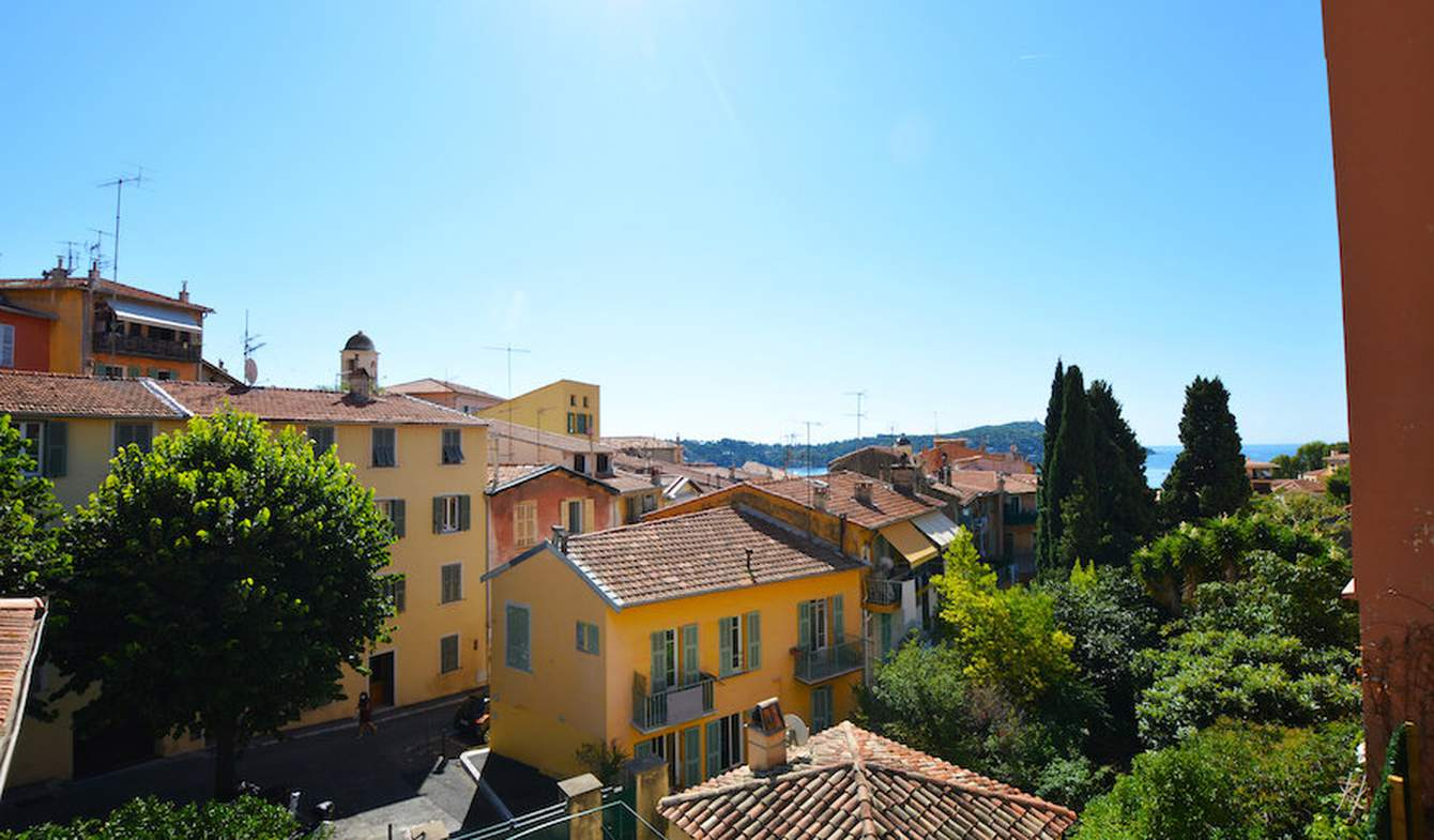 Villa avec terrasse Villefranche-sur-Mer