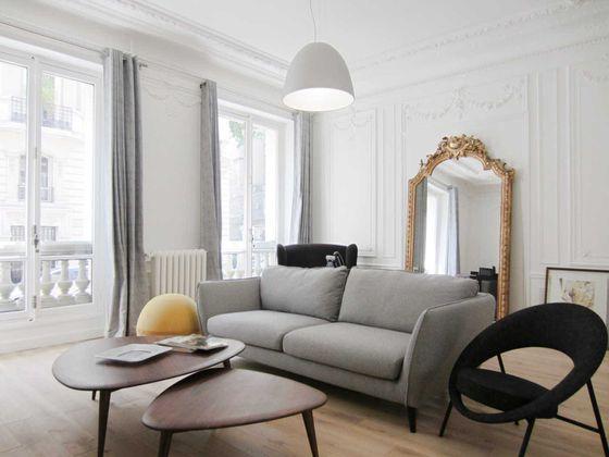 Location appartement meublé 4 pièces 110 m2