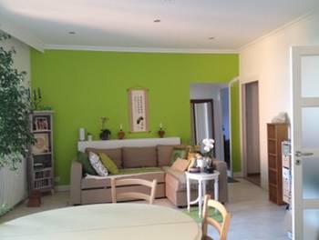 Appartement meublé 4 pièces 75 m2