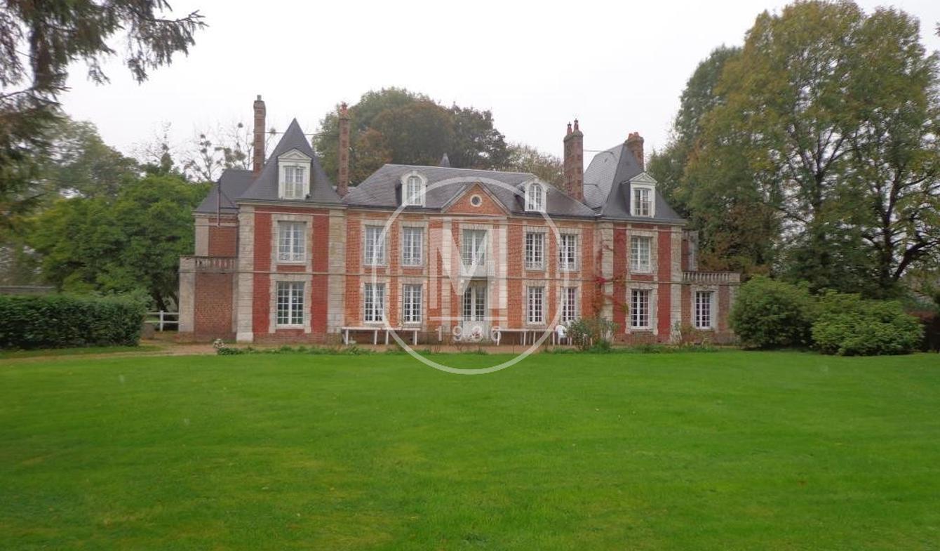 Manoir Bourg-Achard