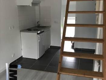 Appartement 2 pièces 27,97 m2