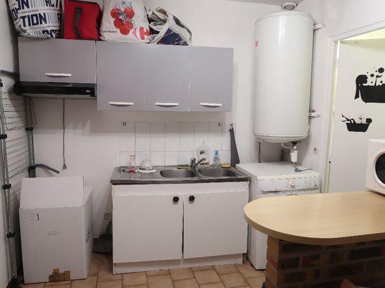 Location studio 30,09 m2