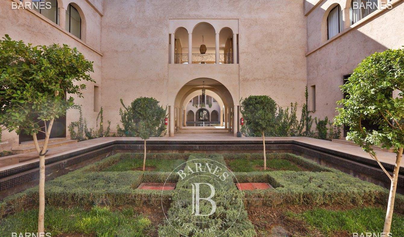 Hôtel particulier Marrakech