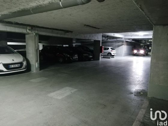 Location parking 6 m2