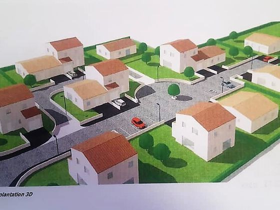 Vente terrain 205 m2