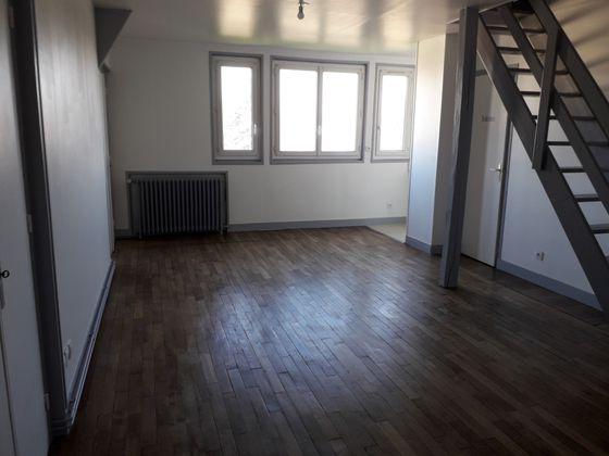 Location appartement 4 pièces 69,52 m2