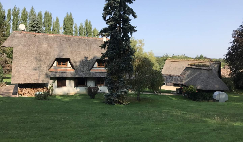 Maison avec piscine et terrasse Vernon