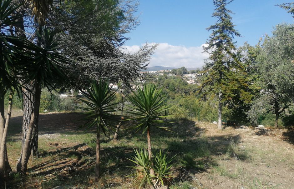 Location  terrain  4509 m² à Colomars (06670), 900 €