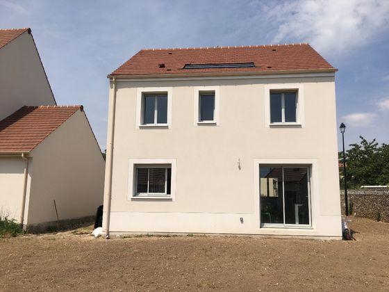 Vente maison 5 pièces 88,84 m2