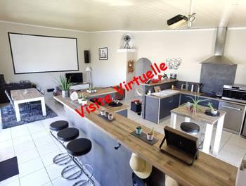 Appartement 4 pièces 115 m2