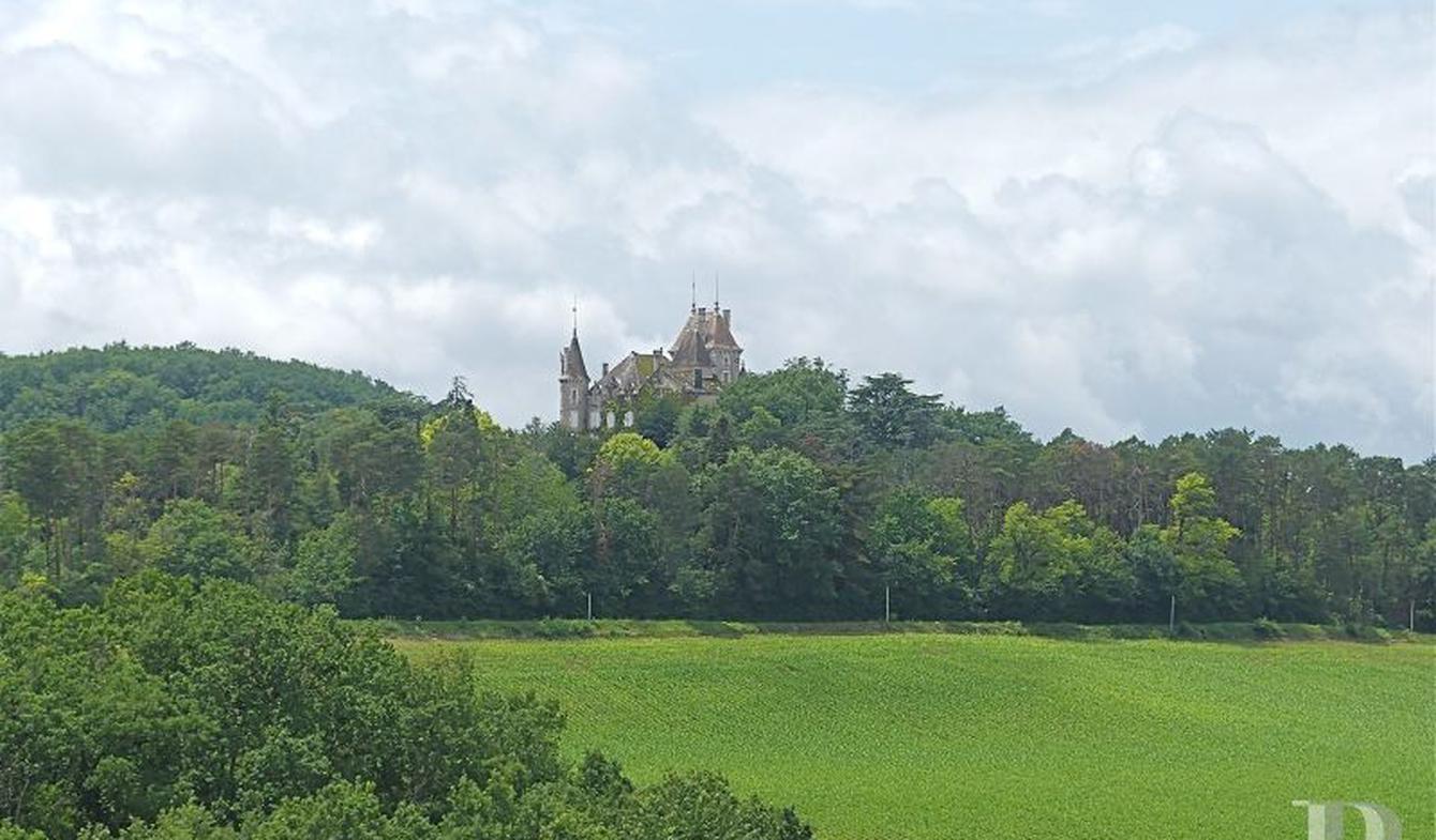 Château Saint-Sylvestre-sur-Lot