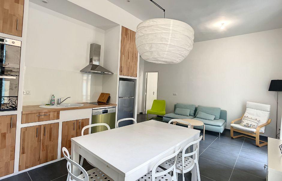 Location meublée appartement 2 pièces 45.77 m² à Nice (06000), 820 €