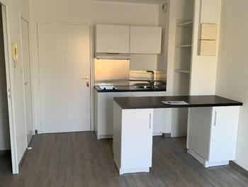 Appartement 2 pièces 30,7 m2