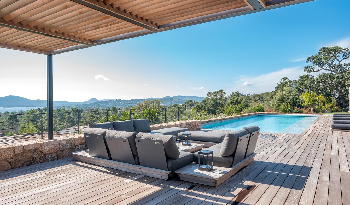 Villa with pool and garden Porto-Vecchio